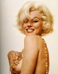 Marilyn Monroe- Bert Stern photoshoot